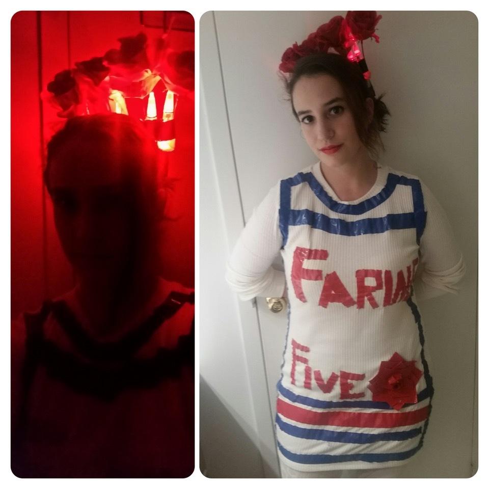 Lauren Five Roses 2